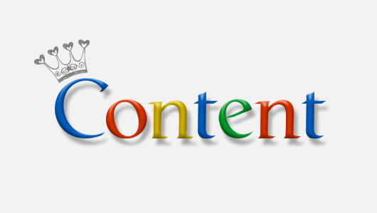 Content is king © sunlab_GmbH