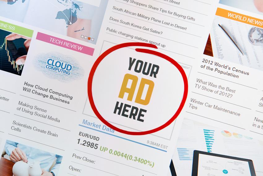 Native Ad soll von Inhalt und Form her den regulären Seiteninhalten ähnlich sein. (Bild: Bloomua / Shutterstock.com)