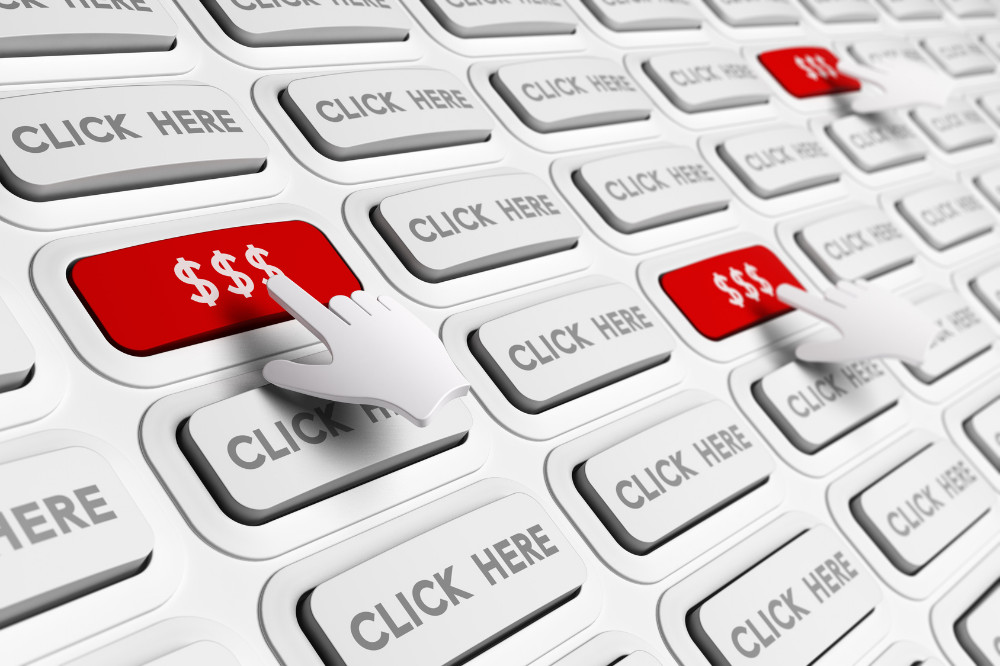 Die Klickvergütung im Web wird immer mehr Opfer betrügerischer Machenschaften. (Bild: Olivier Le Moal – Fotolia.com)