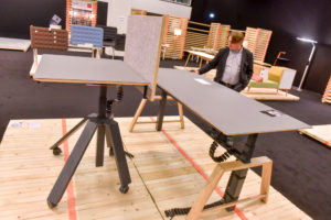 Stand: Innovationspreis Architektur + Office, Halle 10.1