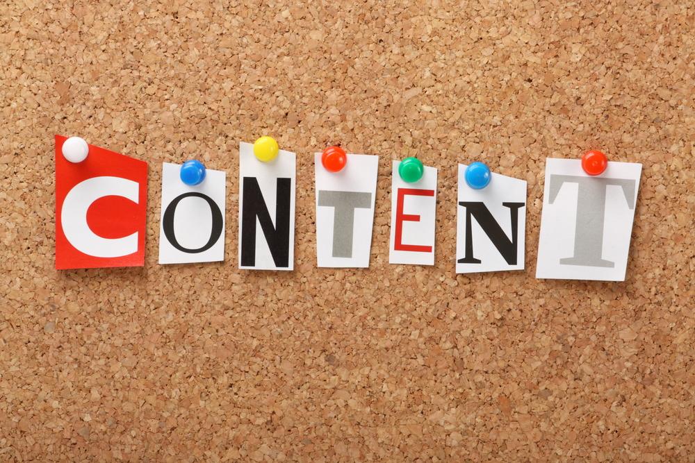 Mit wertvollem Content im Web erfolgreich werden (Bild: Thinglass - shutterstock.com)