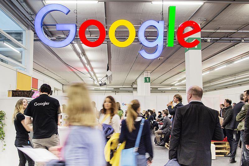 Google Workshop Space 2016 (Bild: Swiss Online Marketing / Friederike Tröndle)