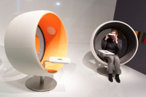 Stand: sonic chair, Halle 11.2